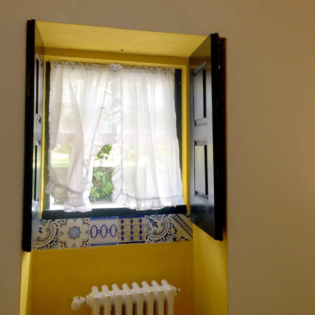 Casa de Abbades Alambique janela